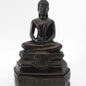 meditating Thai Buddha